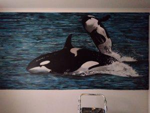 cape town boys whale mural